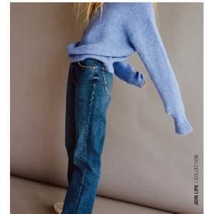 Säljer dessa supersnygga jeans i storlek 40, endast testade😄