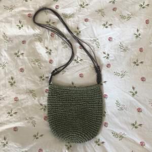 Superfin grön väska från märket natura! Jättefint skick🧚🏼♀️💚