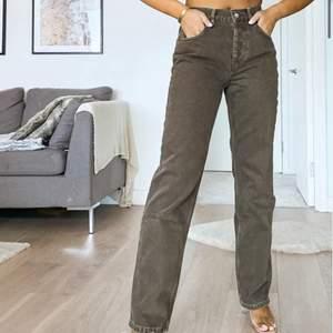 Så snygga jeans som tyvärr är för små för mig😩 använda 1 gång🧞♀️ köpare står för frakt!