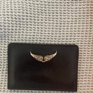 As cool zadig plånbok, inköpt i vintras på zadig butiken! Äkta såklart❤️