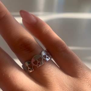 Så cool ring! 122 ink frakt🤍