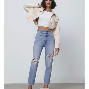 Snygga jeans från zara, endast testade. Nypris 359. Skicka pm för fler bilder 🌸🍦