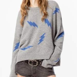 Snyggaste zadig tröjan som inte säljs längre! Storlek L men sitter som S❤️ nypris runt 3000