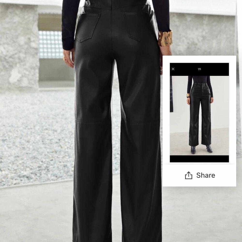xs, råkade beställa två par! oanvända! feeet snygga . Jeans & Byxor.