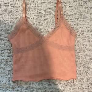 Fint rosa linne i strl xs från H&M