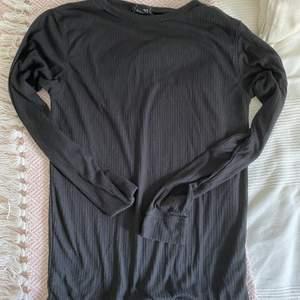 Väldigt skön och mysig tröja, lite genomskinlig. Använd några gånger.