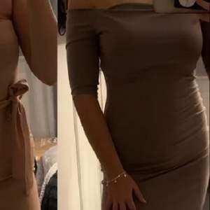 Fin klänning från fashionnova! Storlek M