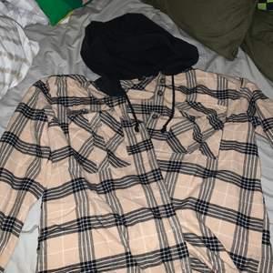 Skjorta/Hoodie i ny skick från H&M storlek M