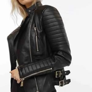 Skinnjacka från chiquelle (Moto jacket). Säljer för att jag inte använder längre. Som ny 🖤🖤