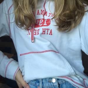 vintage hoodie köpt i USA☮️⚡️⚡️