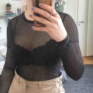 Meshtopp som är så snygg att ha som den är med en bralette eller med en t-shirt över! A must 💖💖💖