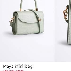 Jag söker den här väskan från Gina, skriv om du har och vill sälja🥰