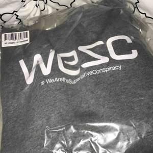 Säljer min helt nya WESC hoodie🥰 Säljer eftersom att jag har två stycken. Skriv för fler bilder eller frågor!