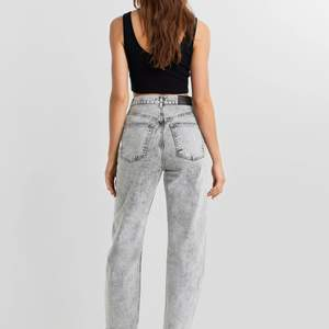 Jeans från Gina tricot. Sparsamt använda. Nypris 499. Köparen står för frakten