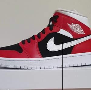 Söker alla typer av Jordans i storlek 38,5 till 40. Skriv om ni har någon inne