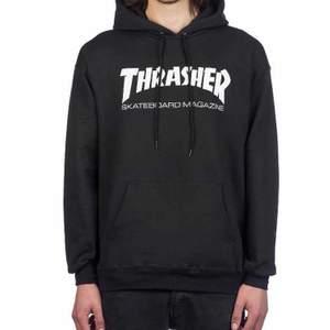 Trasher hoodie, kommer ej till användning! Fint skick inga hål