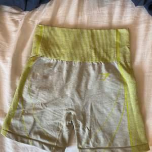 Slutsålda gymshark shorts i storlek S! Fint skick