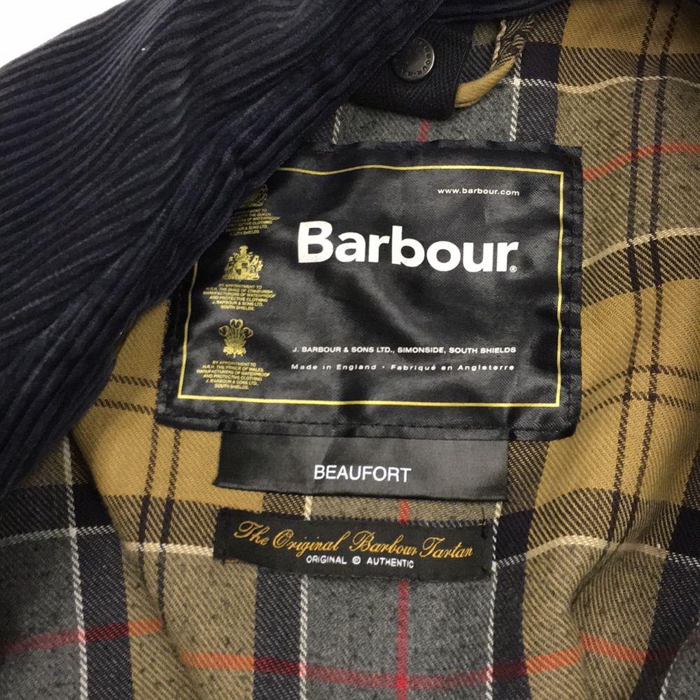 Barbour. Jackor.