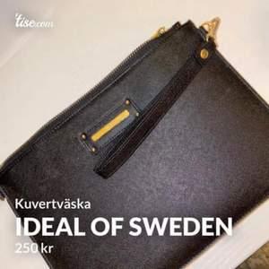 Säljer en super din ideal of Sweden kuvertväska. Aldrig använd. Priset går att diskutera vid snabb affär. Kan frakta, men kunden står för fraktkostnaden ❣️