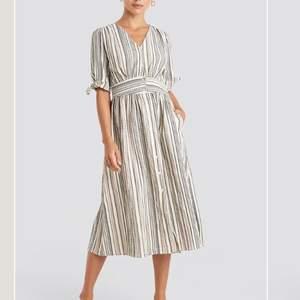 Tänkte göra en intressekoll på denna slutsålda klänning, helt oanvänd och ursnygg på. Inga bud under 250kr💕💕💕