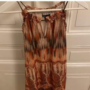 Hej säljer en klänning från mango i xs. Säljer den för 150kr ink frakt!