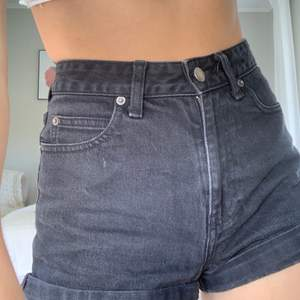 Black shorts by DR DENIM worn a couple of times, super nice fit, bought for 500 kr selling for 150kr