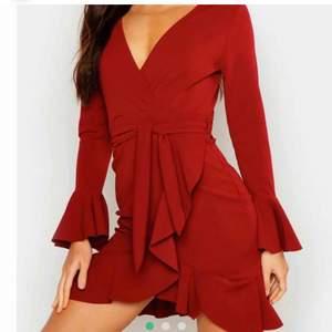 Jättefin klänning från booho 💕endast testad då den var för kort för mig och kunde inte skicka tillbaka så lapparna är kvar ☺️  köparen står för frakten