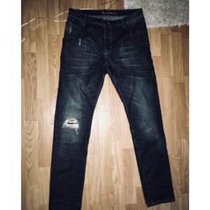 Bondelid jeans str 33/34 i ny skick (endast använda 1 gång).  Kolla gärna in mina andra inlägg, Vi intresse av fler varor så fixar jag ett bra paketpris!